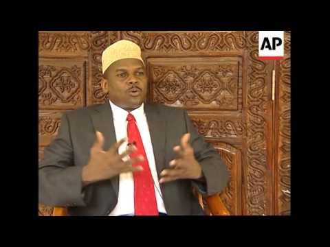 Embattled Comoros island leader condemns AU force