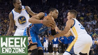 Warriors Say Russell Westbrook is NOT a Threat: