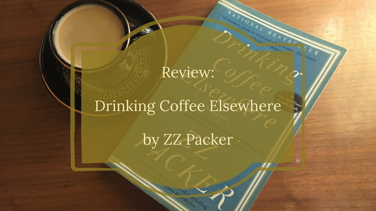 a literary analysis of speaking tongues in drinking coffee elsewhere by zz packer Zz packer doris is coming born in chicago, reared in atlanta  drinking coffee elsewhere, a best collection nominee for the pen faulkner award for fiction.