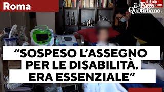 """Famiglie senza l'assegno per disabilità gravissime: """"Sembra poco, ma per un malato Sla è essenziale"""