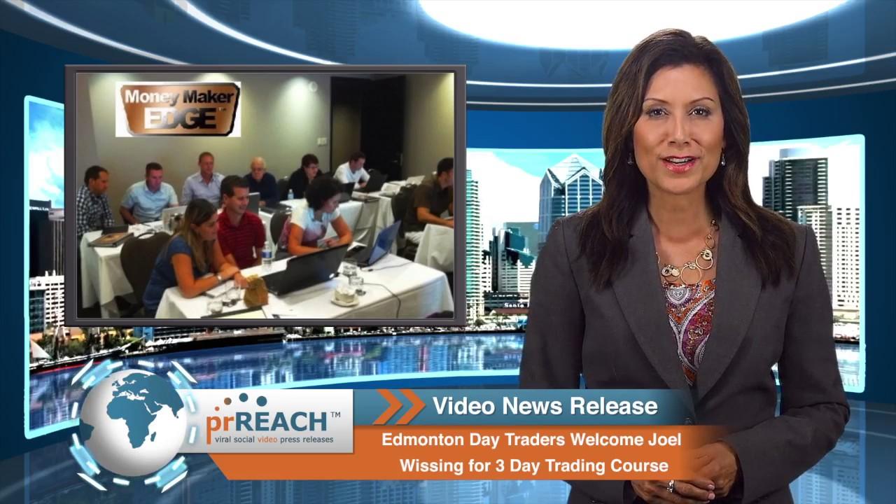 Edmonton Day trading course |866-640-3737| Edmonton Day Traders