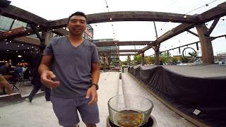 Local Public Eatery | Liberty Village Toronto | Aileen's visit 2015 | GoPro