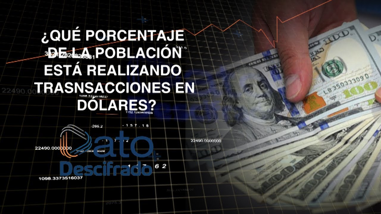 Venezuela - ¿La economía venezolana está dolarizada? - VPItv