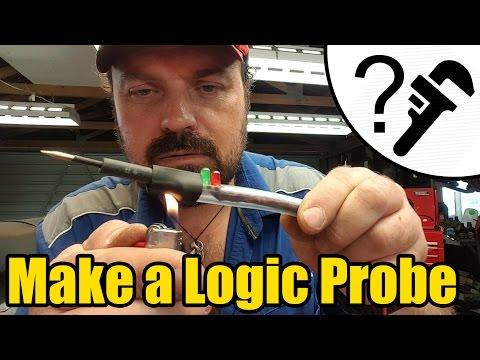 #1960 - How to make a logic probe