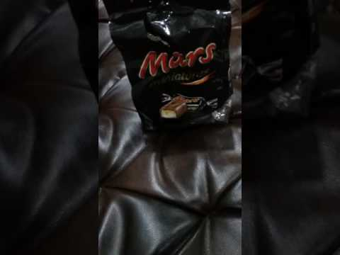 Mars chocolate review
