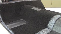 Tips To Cut ' Automotive Trim Carpets' - Car Upholstery