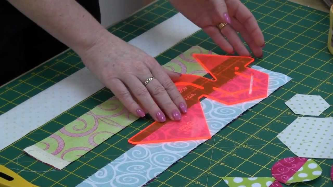 Sew Easy Jelly Monster Template - YouTube