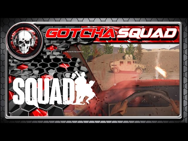 SQUAD - No Último Volume