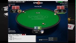 $30 SPIN N GO on PokerStars! Спин энд гоу на ПокерСтарс