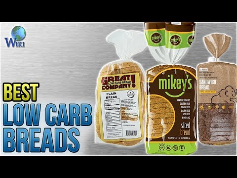 8-best-low-carb-breads-2018
