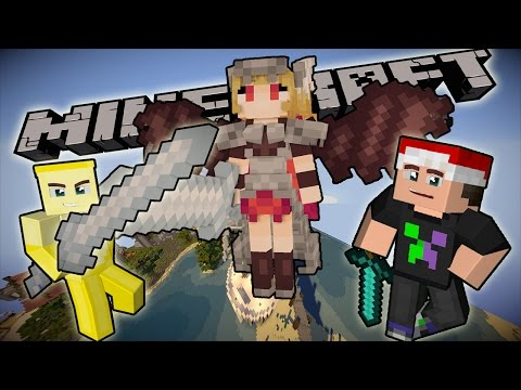 Minecraft Huyết Thống Của Quỷ - Tập 9: LỦNG LẲNG THẦN KIẾM & THIÊN THẦN SA NGÃ