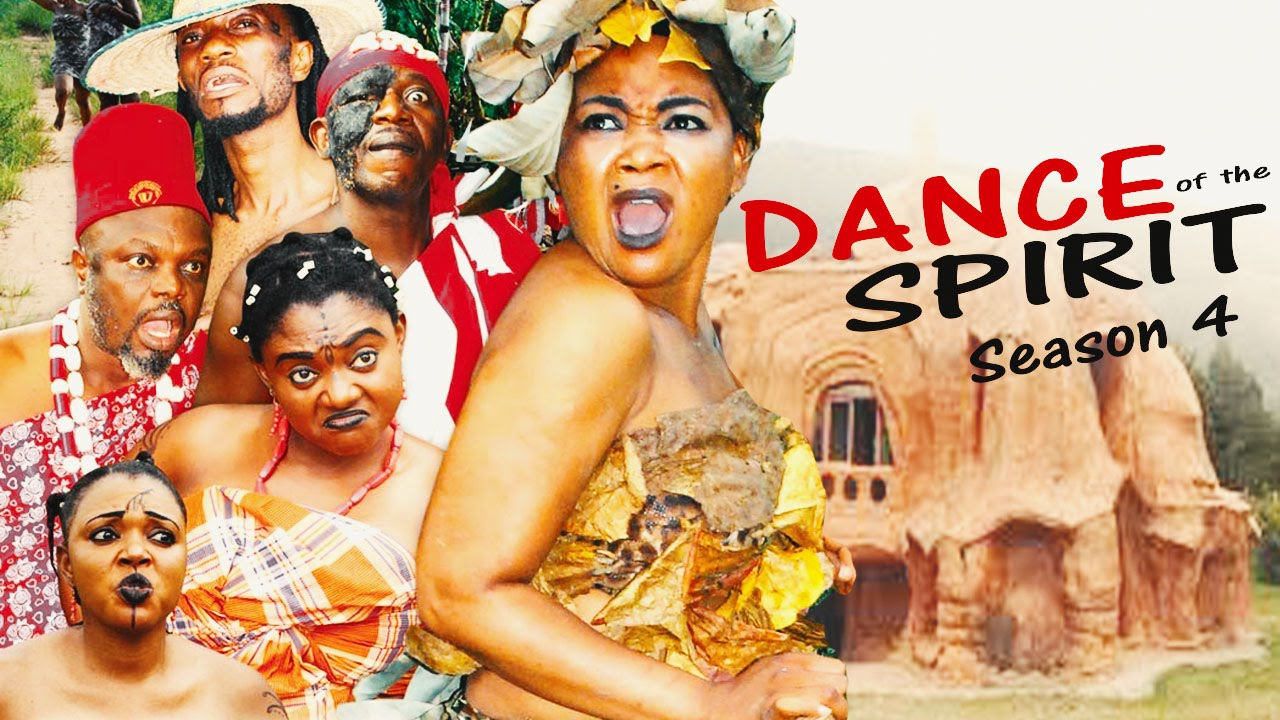 Download Dance Of The Spirit Season 4  -  Latest Nigerian Nollywood Movie