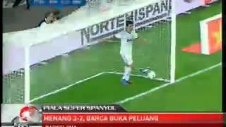 video goal barcelona vs real madrid