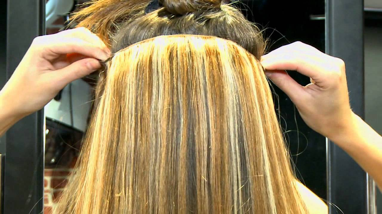 How to apply clip in hair extensions ik quick length piece hd how to apply clip in hair extensions ik quick length piece hd youtube pmusecretfo Images