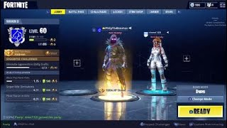 Fortnite ~ Team Golden Pirate And BOSS4LIFE Aka Me Part 1