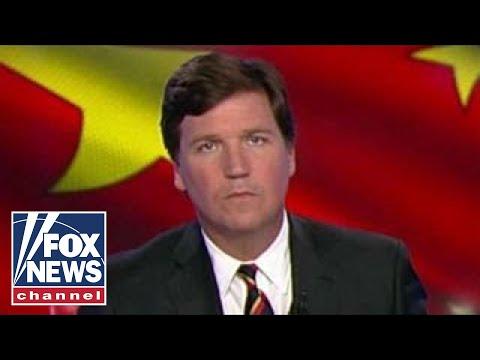 Tucker: American elites bow to China's elderly fascists