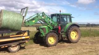Silage in Australia 2015 hit the diff