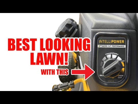 Cub Cadet IntelliPower - The Future Of Gas Lawn Tractors