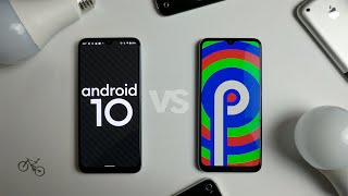 Mi A3 Android 10 vs 9 Speed Test! Slower?
