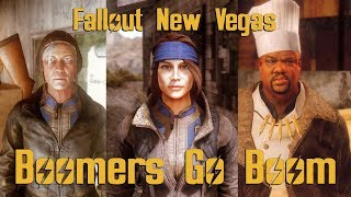 Boomers overhaul by dragbody - Fallout New Vegas