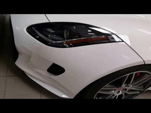 2016 Jaguar FType R