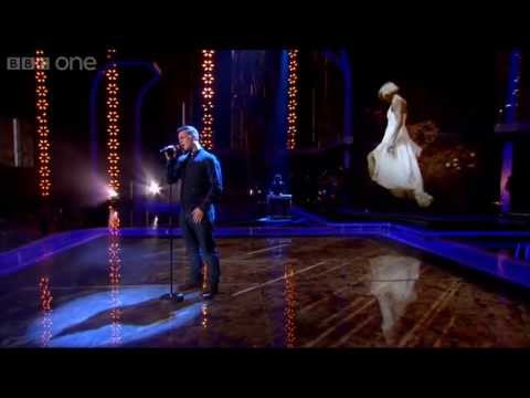 The Voice UK 2013 | Mike Ward performs 'When I Was Your Man' - The Live Quarter-Finals - BBC One