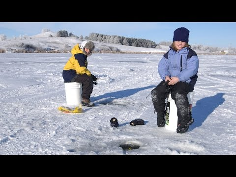 Free Ice Fishing Weekend - NDGNF