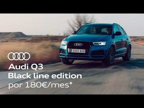 Audi Q3 Black line edition