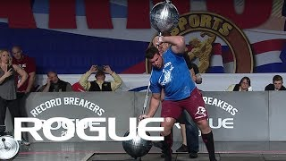 2018 ROGUE RECORD BREAKER  | Milo Rockover - Full Live Stream Event 3