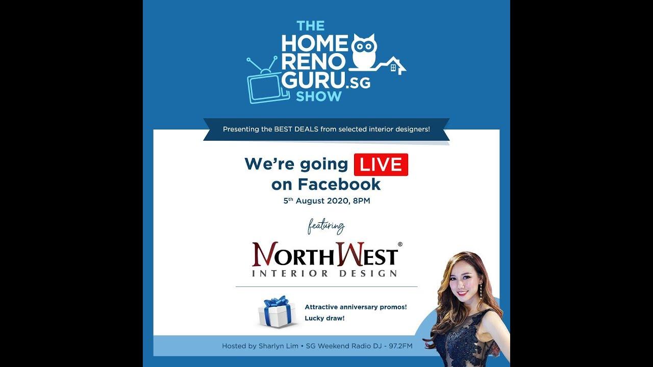 The Home Reno Guru Show presents Best Deals feat. North West Interior Design