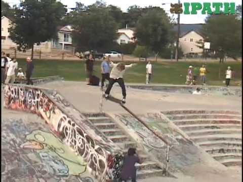IPATH Up In Stoke Tour @ Vic West And Ben Lee Skateparks, BC, Canada