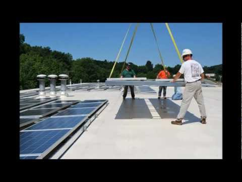 Can you install 100 kW solar system in 4 hours?