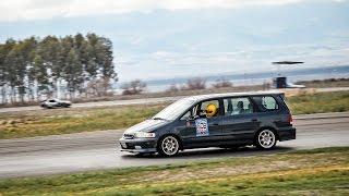 The Chronicles Extras: That One Time The Odyssey Competed At Redline Time Attack