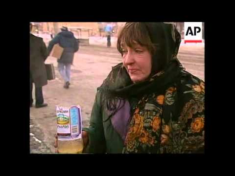 RUSSIA: MOSCOW GRIPPED BY COLDEST WEATHER IN 115 YEARS UPDATE