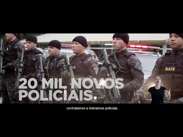 São Paulo é Respeito, São Paulo é Segurança