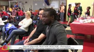 Challenge d'Automne FILLES à l'Haltérophilie Club Avallonnais (89)