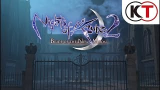 NIGHTS OF AZURE 2: BRIDE OF THE NEW MOON - A World of Darkness!