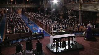 Homélie de Mgr Lépine - Funérailles de Bernard Landry