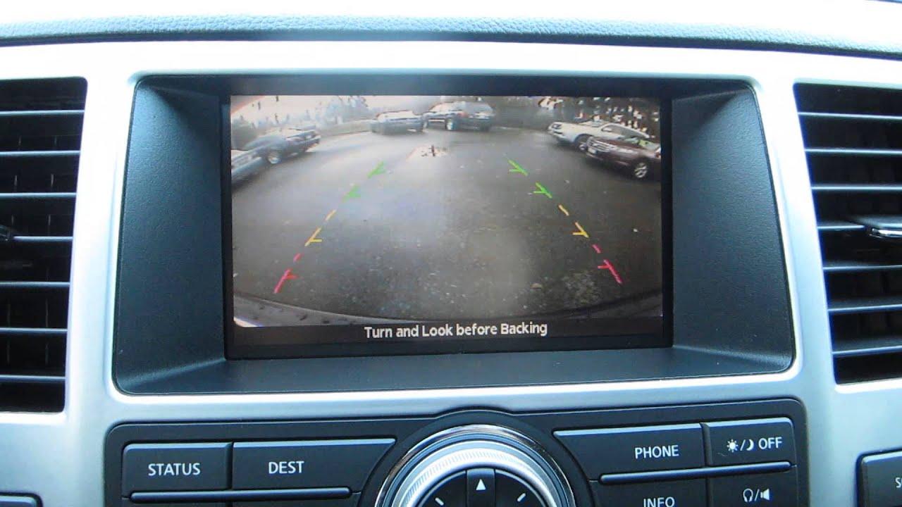 2010 infiniti qx56 black stock 14525a back up camera youtube 2010 infiniti qx56 black stock 14525a back up camera vanachro Choice Image