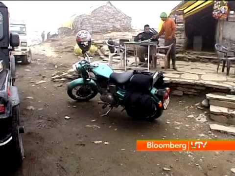 The Autocar India Show:  Himalayan Odyssey 2011