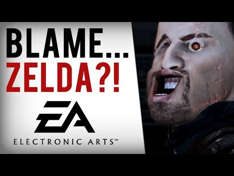 BioWare Blames Zelda For Mass Effect Andromeda Failure