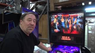 #647 Bally WHO DUNNIT? Pinball Machine & fixing those Slot Reels! TNT Amusements