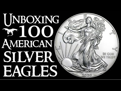 Unboxing 100 American