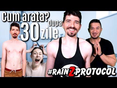 😱Andrei: 30 ZILE De TRANSFORMARE Cu RAINZPROTOCOL