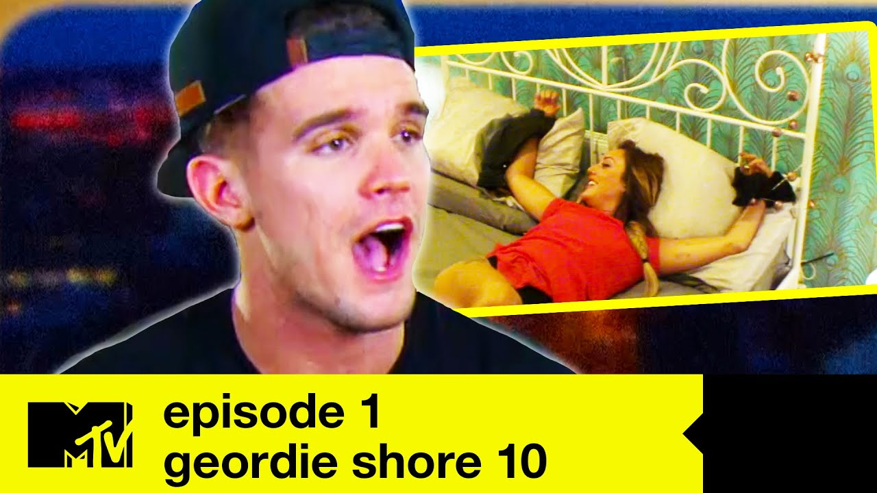 Gaz & Aaron's Secret Pact! | Episode 1 In FOUR Minutes | Geordie Shore 10
