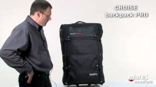 Sacca Cruise Backpack Pro Video