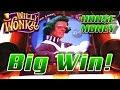 Willy Wonka 3 Reel Slot Machine - Bonuses and Big Wins - House Money!