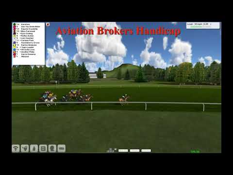 FR WK11 R36 Aviation Brokers Handicap