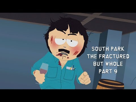 South Park: The Fractured But Whole (Part 9) - RED WINE