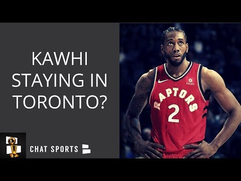 NBA Rumors: Kawhi Leonard To Stay In Toronto, Carmelo Anthony To Sign With Houston, Dirk Returns